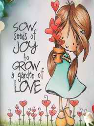 seeds of joy